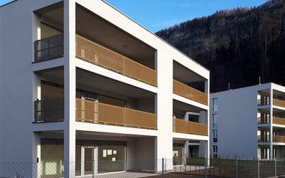 WA Lehenhofstrasse Baufortschritt